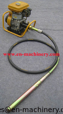 China Construction Air Cooled Power Gasoline Concrete Vibrator with CE supplier