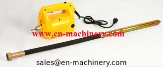 China Foreign type concrete vibrator driven by electrical vibrator or engines supplier
