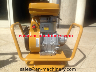 China Small Portable Hose Honda Robin EY20 Engine Concrete Vibrator Price supplier