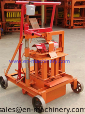 China Egg Laying Hollow Block Machine Brick Making Machine in Kenya 2-45 for Construction supplier