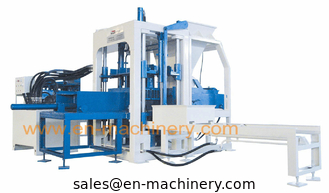 China Automatic Cement Brick Block Making Machine 3-15  for Sale Manufacture Machines In China supplier