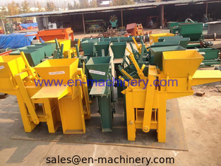 China Interlocking Block Making Machine 1-40 Clay/Soil Brick Machine for Construction Machinery supplier