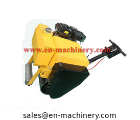 China Single Drum Gasoline handheld vibrating road roller small road roller vibratory road roller supplier