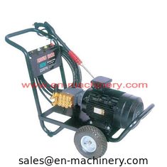 China Electric High Pressure Washer and Portable Washer with two wheels supplier