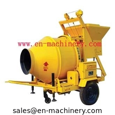 China Concrete Mixing Plant Mobile with Electric or Diesel Engine in Stock supplier