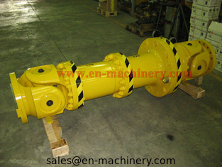 China Pto Shaft Clutch Shaft Clutch Agricultural Wide Angle Joint For Cardan Shaft supplier
