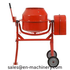 China Construction Machinery Garden Mini Concrete Mixer with Electric Motor supplier