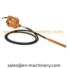 China Eccetric Internal Type Vibrator machine with 28mm/32mm/38mm/45mm Concrete Vibrator Shaft supplier