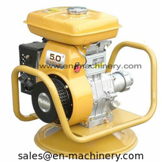 China 3 Inch Water Pump with Frame Construction Machinery Concrete Tools supplier