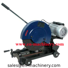 China Powerful Electric Portable Steel Cut off Saw and Cutting Machine supplier