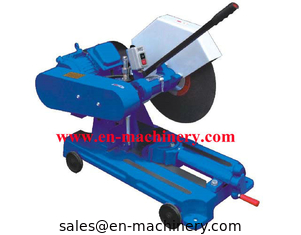 China Metel Tool For Metal Scrap Reprocessing Semi Automatic Electro Cut Off Saw supplier