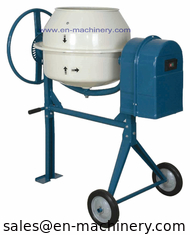 China Portable Concrete Mixer Mini Concrete Mixer with 180L with Electric Engine supplier