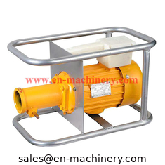 China Electric Concrete Vibrator with Square Type Frame Vibrator of Concrete Tools supplier