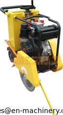 China Portable Gasoline Concrete Cutter With Gasoline Engine Concrete Tools supplier