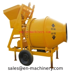 China China gasoline diesel 350L concrete mixer for sale with 10-14m3/h productivity (JZC350) supplier