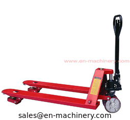 China Hand Hydraulic Pallet Trucks with High Quality 2500kgs with Reasonable Price supplier