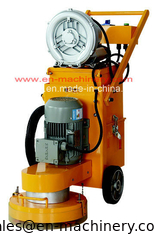 China Concrete Vacuuming Grinding Machine with CE from Factory of Construction Machine supplier