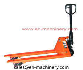 China Popular Hand Pallet Truck and Most Standard Type AC Model with Carrier Truck supplier