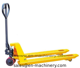 China Stainless Steel Hand Pallet Truck for Corrosion Resistant Application supplier