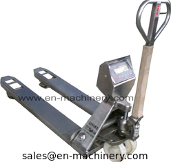 China Lifting Jack and Hand Pallet Truck with  Hydraulic Pump Manual Hand Pallet Truck With CE supplier