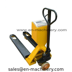 China Forklift with High Power Lift Hydraulic Hand Pallet Truck TUV,light construction machinery supplier