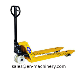 China Multi-function Hand Pallet Truck and Manual Trolley Materials Handling supplier