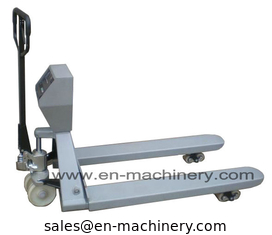 China Economic ut reliable 2.0 tons high quality hand pallet trucks supplier