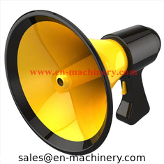 China Mini Portable Sporting Loudspeaker with Wireless Police Megaphone with siren supplier