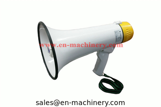 China Handhold Megaphone with Inbuilt Microphone Rechargeable Handy Portable Megaphone supplier