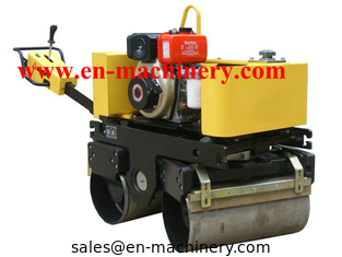 China China Double Drum Vibratory Road Roller Asphalt Roller Construction machinery supplier