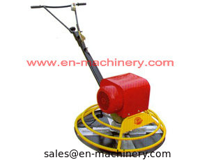 China Gasoline Engine Walk Behind Concrete Trowel Machine Concrete Machine supplier