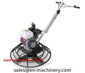 China Power Trowel 900mm with Gasoline Petrol Engine Power Trowel Machine supplier