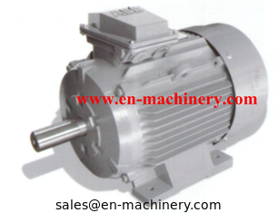 China Hydraulic systems electric water pump motor Three Phase 3HP 2.2KW supplier