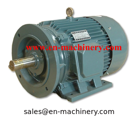 China Motorcycle three phase Super High Efficiency AC DC Electric Motor supplier