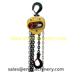 China Chain Hoist, Chain Block,Chain Pulley Hoist with Different Capacity 0.5-20Tons supplier