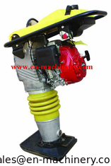 China Concrete Machine Honda gasoline Tamping Rammer Road Machinery supplier