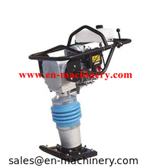 China Road Construction Gasoline Tamping Rammer with construction industry Vibration ramming supplier