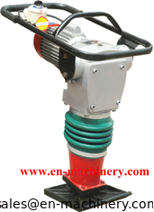 China Honda Vibrating Tamping Rammers from Chinese factory with Honda Engine,Robin Engine supplier