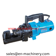 China Cutting Machine with Small Portable Electric Steel Bar Cutter supplier
