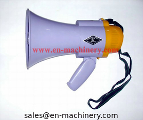 China Rechargeable Handhold Megaphone and Wholesale Mini Portable Multi-Functional Speaker supplier