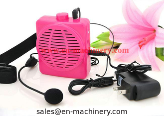 China Portable 35W Wireless Mini Bluetooth Megaphone with Microphone supplier
