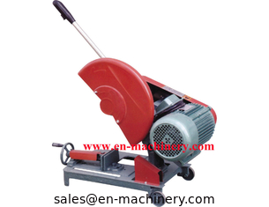 China Electric Cut off Saw Machine with Portable Steel Cut off Saw supplier