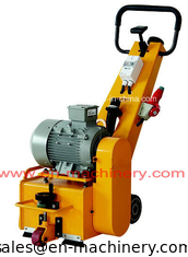 China Electric Concrete Road Milling Machine for Road Construction supplier