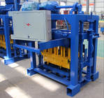 China Brick Making Machine Small Cement Manual Hollow Block Making Machine With Mixer 4-40 factory