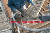 China Indian type /Japanese type ZX45mm*6meters concrete vibrator poker for Indian market factory