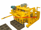 China Moving Block Making Machine Manual Concrete Block Moulding Machine 40-3 From China factory