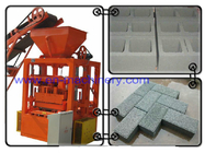 China Hydraulic Block Making Machine Turkey For Small Scale China Top Quality In India Price factory