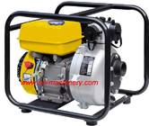 China 3inch CE Agricultural Gasoline Water Pump with Honda/Robin Engine factory