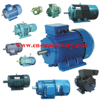 China Induction Motor Ye3 Super High Efficiency Electric Motor construction Tools factory
