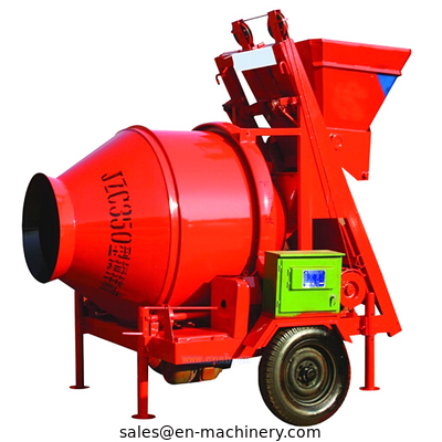 China Machinery Construction Machine Mixer Truck with Diesel Engine factory